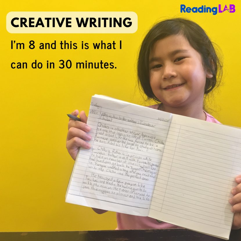 reading class | writing class | kuala lumpur